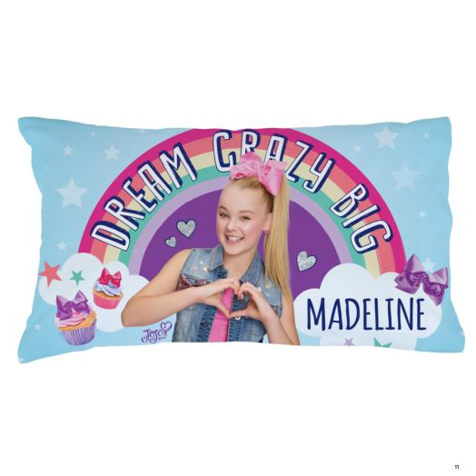 JoJo Siwa Dream Crazy Big Pillowcase