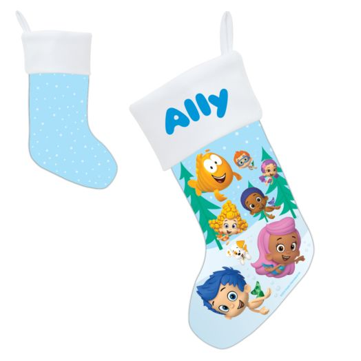Bubble Guppies Group Stocking