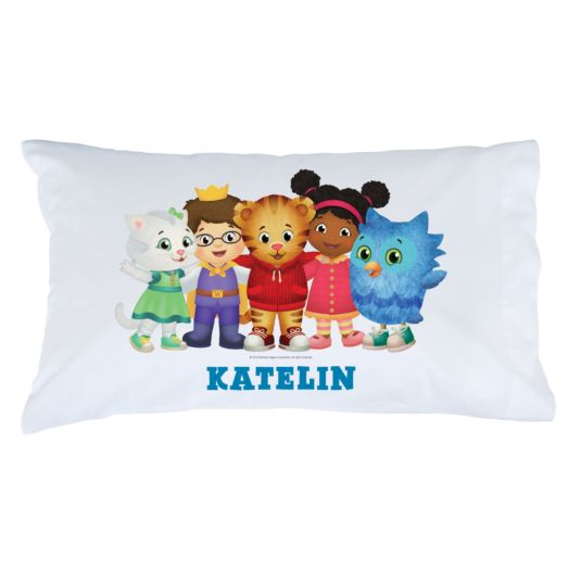 Daniel Tiger's Neighborhood Group Pillowcase