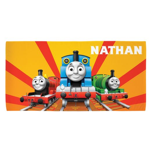 Thomas & Friends Sunset Microfiber Beach Towel