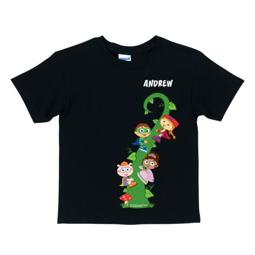 Super Why! Reading Adventure T-Shirt