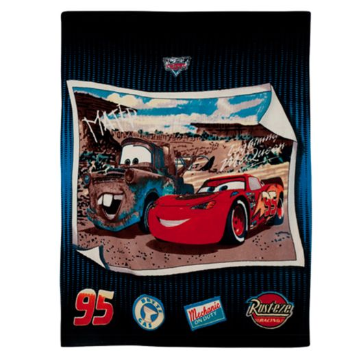 Disney Cars Twin/Full Comforter