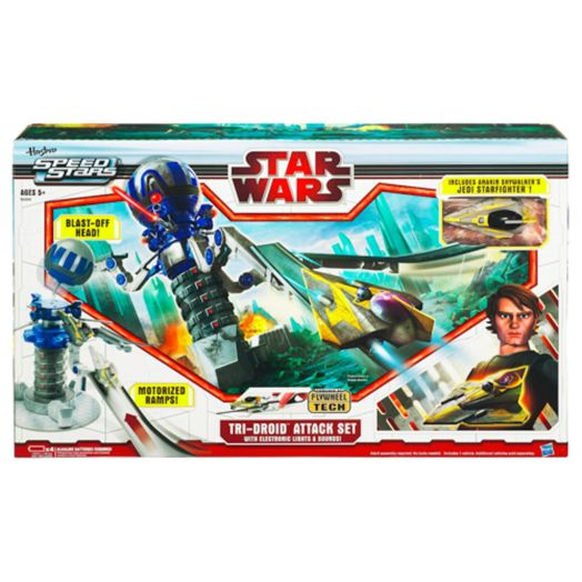 Star Wars Tri-Droid Attack Set
