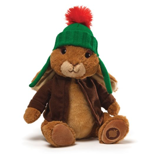 Peter Rabbit Benjamin Bunny 10 Inch Plush