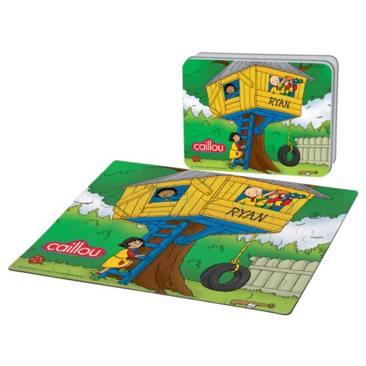 Caillou Treehouse Puzzle