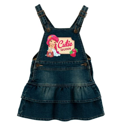 Strawberry Shortcake Country Cutie Denim Dress