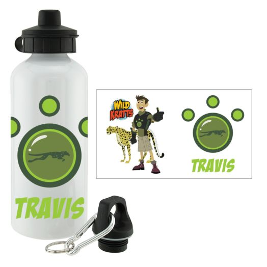 Wild Kratts Green Creature Power Sports Bottle