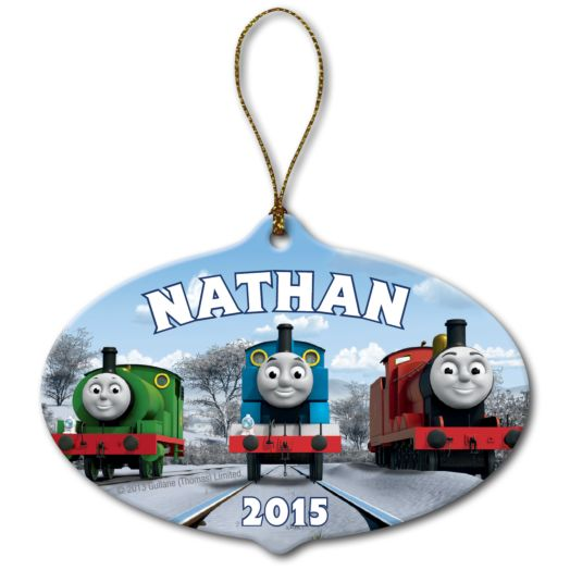 Thomas & Friends Winter Fun Ornament