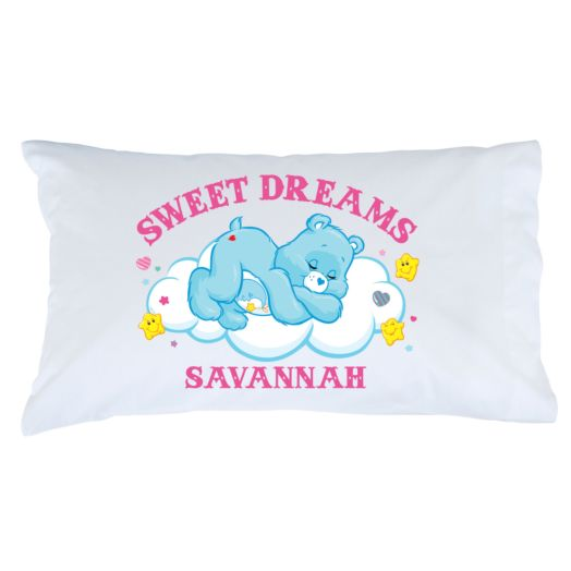 Care Bears Sweet Dreams Bedtime Bear Pillowcase