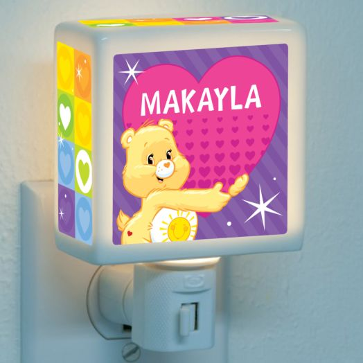 Care Bears Funshine Bear Brightens Any Day Nightlight