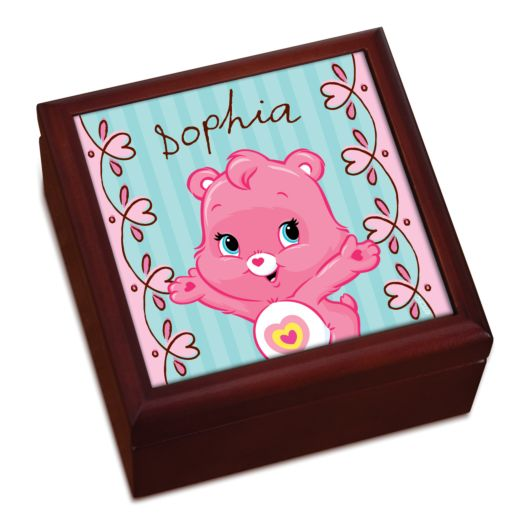 Care Bears Wonderheart Bear Keepsake Box