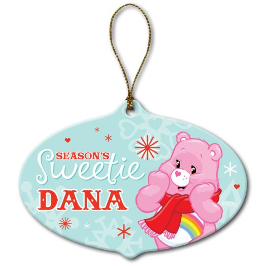 Care Bears Holiday Cheer Bear Ornament