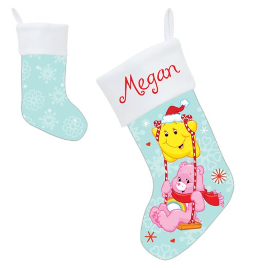 Care Bears Holiday Cheer Bear Stocking
