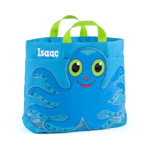 Melissa & Doug Personalized Flex Octopus Beach Tote