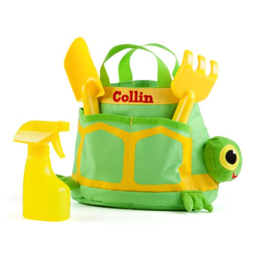 Melissa & Doug Personalized Tootle Turtle Tote Set