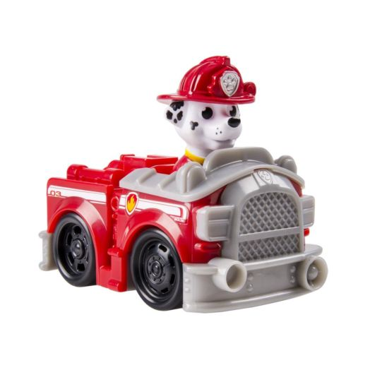 Nickelodeon PAW Patrol Rescue Racer - Marshall (Fire Truck)
