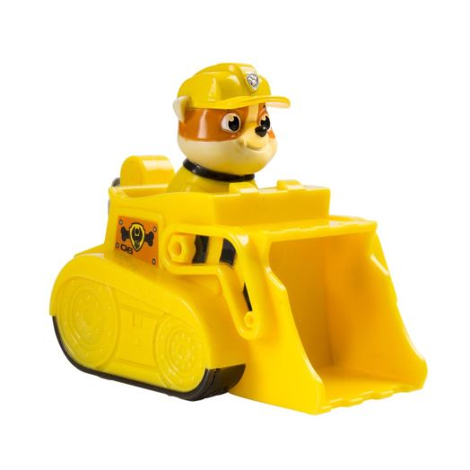 Nickelodeon PAW Patrol Rescue Racer - Rubble (Construction Vehicle)