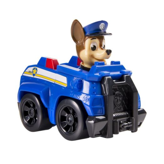 Nickelodeon PAW Patrol Rescue Racer - Chase (Police Vehicle)