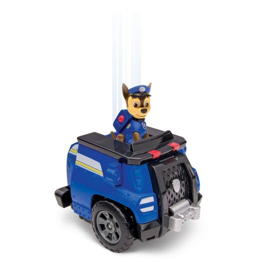 Nickelodeon PAW Patrol Deluxe Transforming SWAT Vehicle with Chase Figure