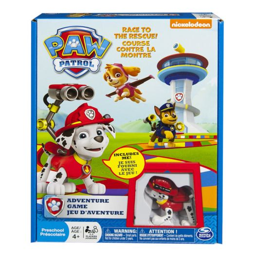 Nickelodeon PAW Patrol Path Game