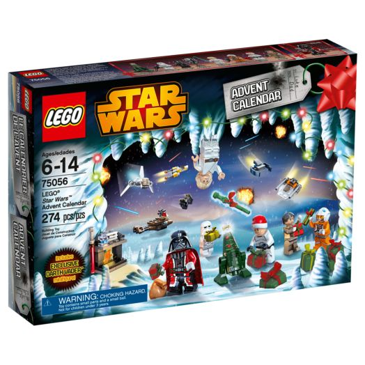 LEGO Star Wars Advent Calendar - 75056