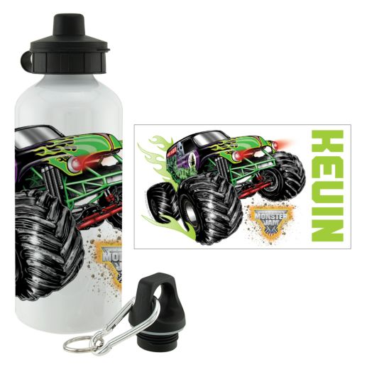 Monster Jam Grave Digger Sports Bottle