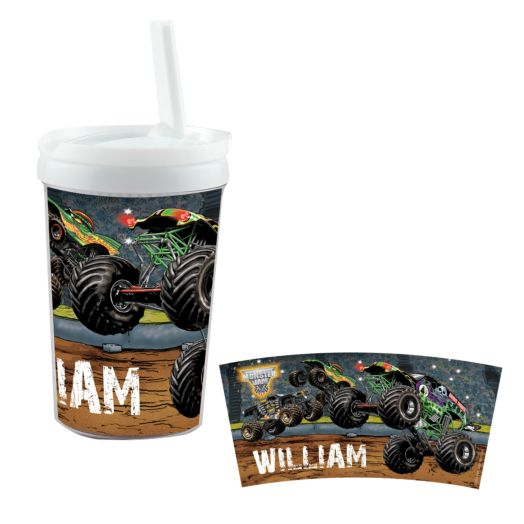 Monster Jam Arena Sippy Cup