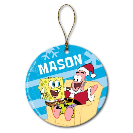 SpongeBob SquarePants Holiday Ornament
