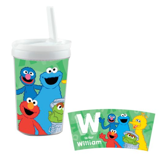 Sesame Street Alphabet Sippy Cup