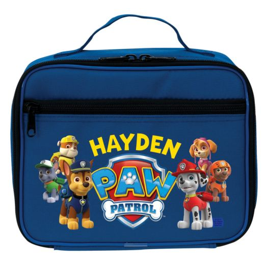 PAW Patrol Puptastic Blue Lunch Bag