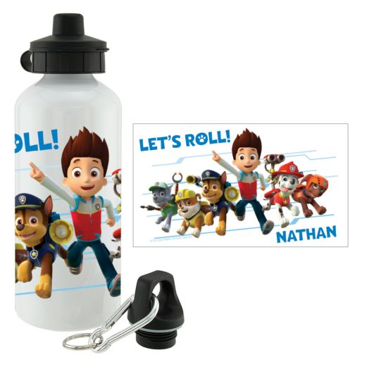 PAW Patrol Let's Roll Water Bottle