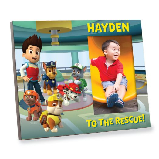 PAW Patrol To the Rescue Picture Frame