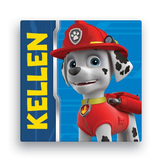 PAW Patrol Marshall 12x12 Canvas Wall Art