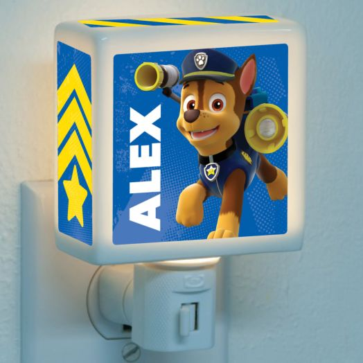 PAW Patrol Chase is on the Case Nightlight
