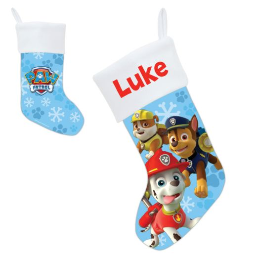 PAW Patrol Puptacular Christmas Stocking
