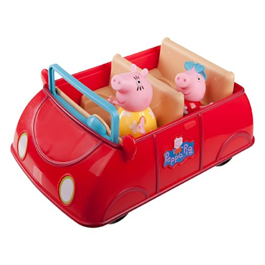 Peppa Pig 8 Inch Red Car