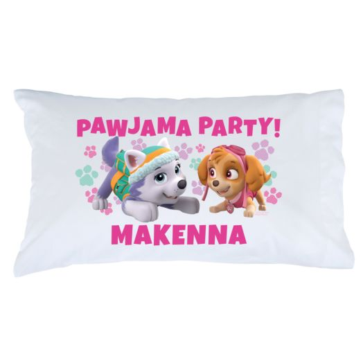 PAW Patrol Pawjama Party Pillowcase