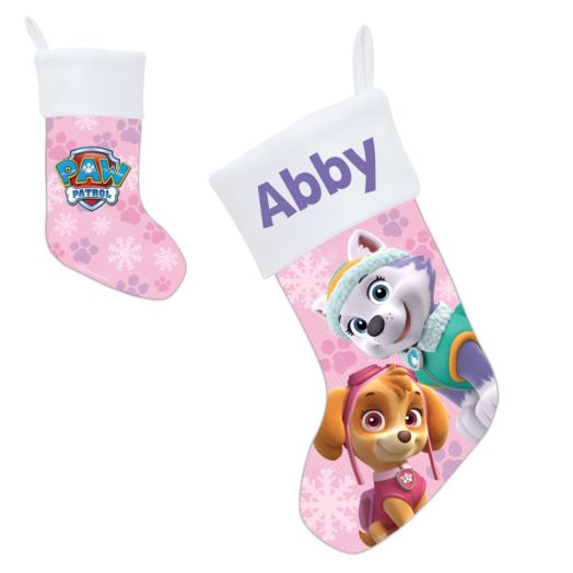 PAW Patrol Everest & Skye Stocking