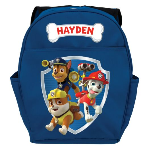 PAW Patrol Ready for Adventure Blue Youth Backpack