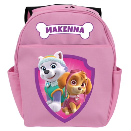 PAW Patrol Pretty Pups Pink Youth Backpack