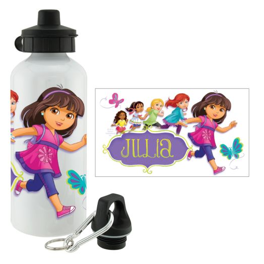 Dora and Friends Hola Amigas Water Bottle