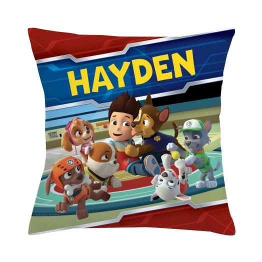 PAW Patrol Playful Pups Throw Pillow