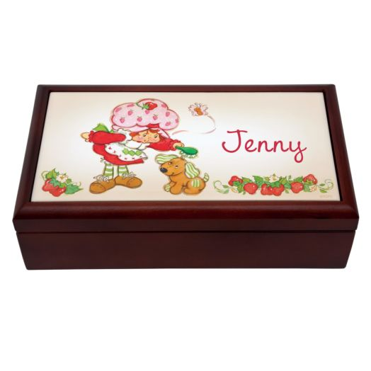 Strawberry Shortcake Classic Berry Sweet Keepsake Box