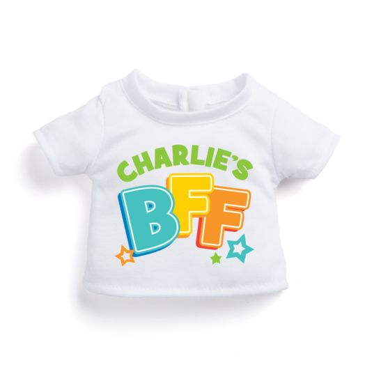 Personalized BFF Doll T-Shirt