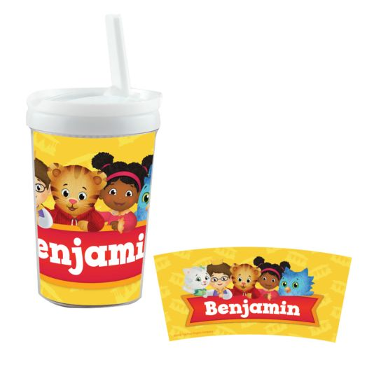 Daniel Tiger's Neighborhood Daniel and Friends Sippy Cup