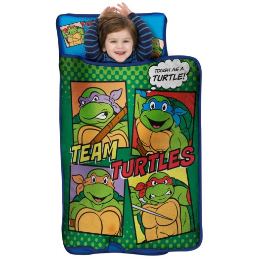 Teenage Mutant Ninja Turtles Tough as a Turtle Napmat