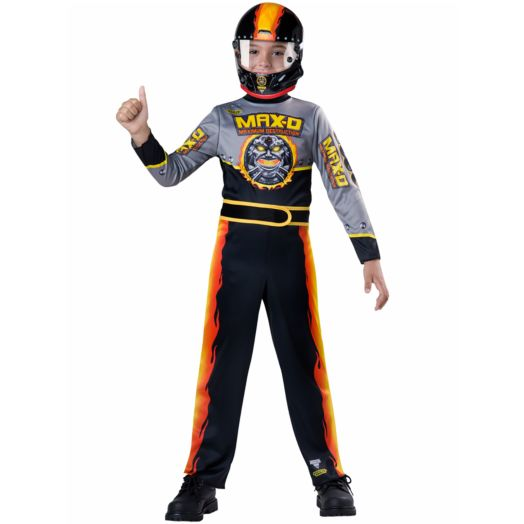 Monster Jam Max-D Costume