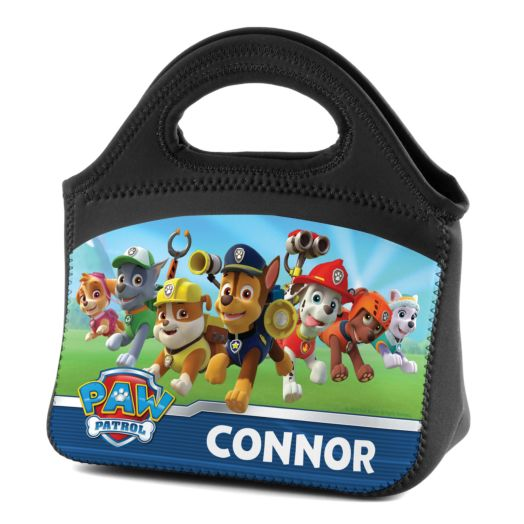 PAW Patrol Let's Roll Lunch Tote