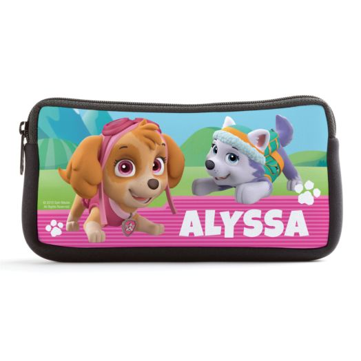 PAW Patrol Everest and Skye Pencil Case