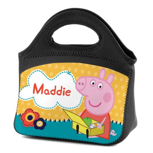 Peppa Pig Picnic Time Lunch Tote